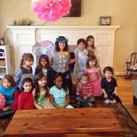 Hannah party